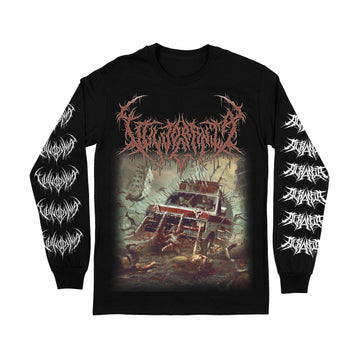 Vulvodynia/Acrania - Societal Lobotomisation Long Sleeve