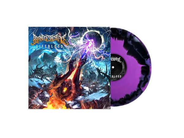Brand Of Sacrifice - Lifeblood Vinyl Exclusive Purple Variant