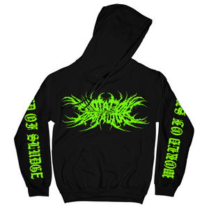 Annotations Of An Autopsy - World Of Sludge Hoodie