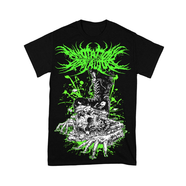 Annotations Of An Autopsy - Treading Sludge Shirt