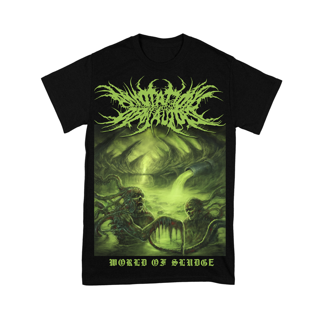 Annotations Of An Autopsy - World Of Sludge Shirt