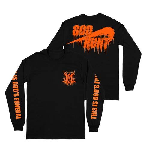Mental Cruelty - Godhunt Long Sleeve