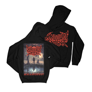 Shadow Of Intent - Melancholy Cover Hoodie