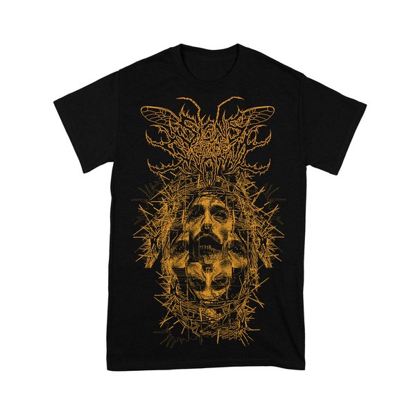 Signs Of The Swarm - Jesus Thorns T-shirt