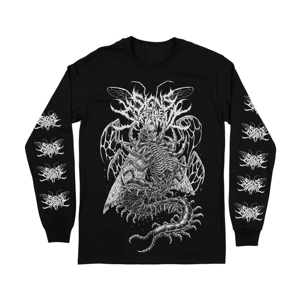 Signs Of The Swarm - Insect King Long Sleeve