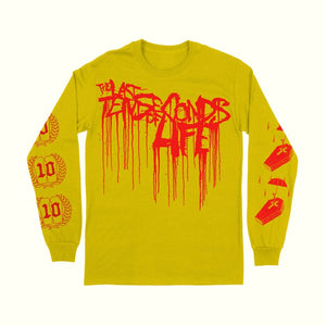 The Last Ten Seconds Of Life - Yellow Coffin Long Sleeve