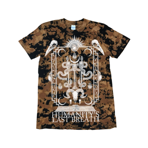 Humanity's Last Breath - Abyssal Dye Shirt