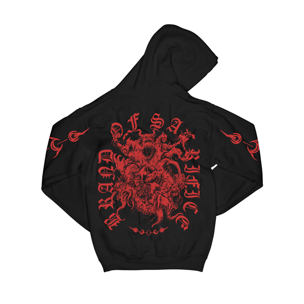 Brand Of Sacrifice - Possession Hoodie