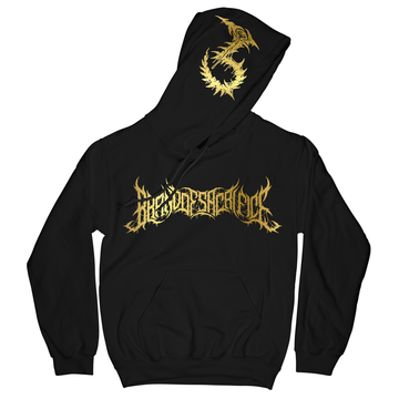 Brand Of Sacrifice - New Age Gold Foil Hoodie