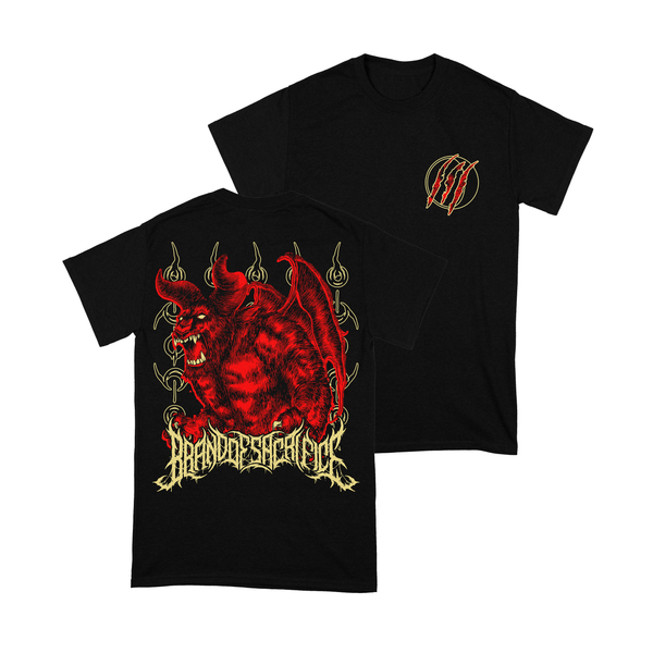 Brand Of Sacrifice - Red Demon Shirt