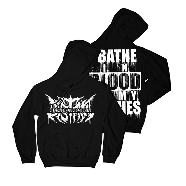 Distant - I Bathe In The Blood Hoodie