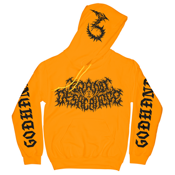 Brand Of Sacrifice - Golden God Hand Hoodie