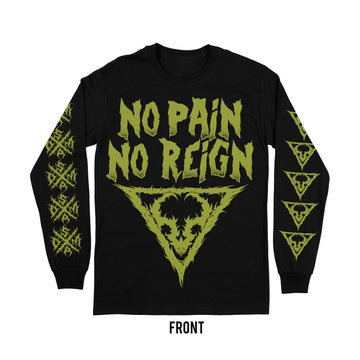 Vulvodynia - No Pain, No Reign Long Sleeve