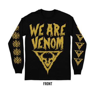 Vulvodynia - We Are Venom Long Sleeve