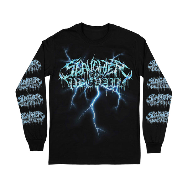 Slaughter To Prevail - Icy Demolisher Lightning Long Sleeve