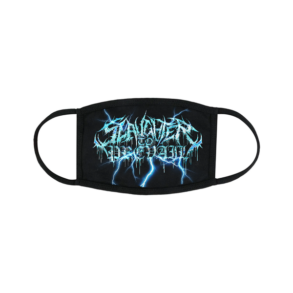 Slaughter To Prevail - Lightning Logo Mask