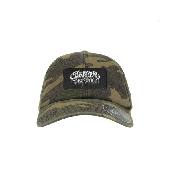 Slaughter To Prevail - Logo Camo Dad Hat