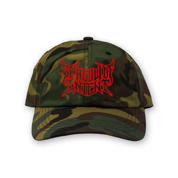 Shadow Of Intent - Logo Camo Dad Hat