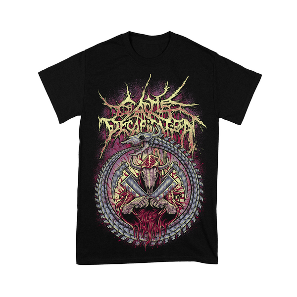 Cattle Decapitation - Reaper Oroboros Shirt