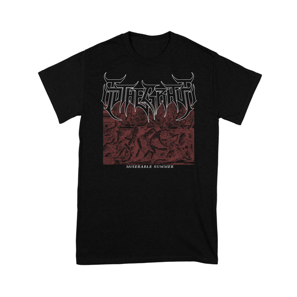 To The Grave - Tech Logo Shirt