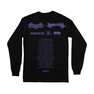 Rising Merch Faces Of Death Tour Longsleeve Bundle (25/11/2021 Hamburg, Germany)