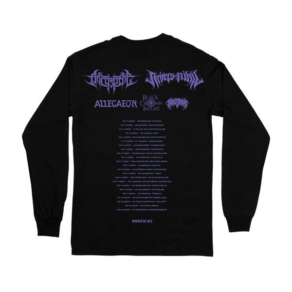 Rising Merch Faces Of Death Tour Ultimate Bundle (23/11/2021 Berlin, Germany)