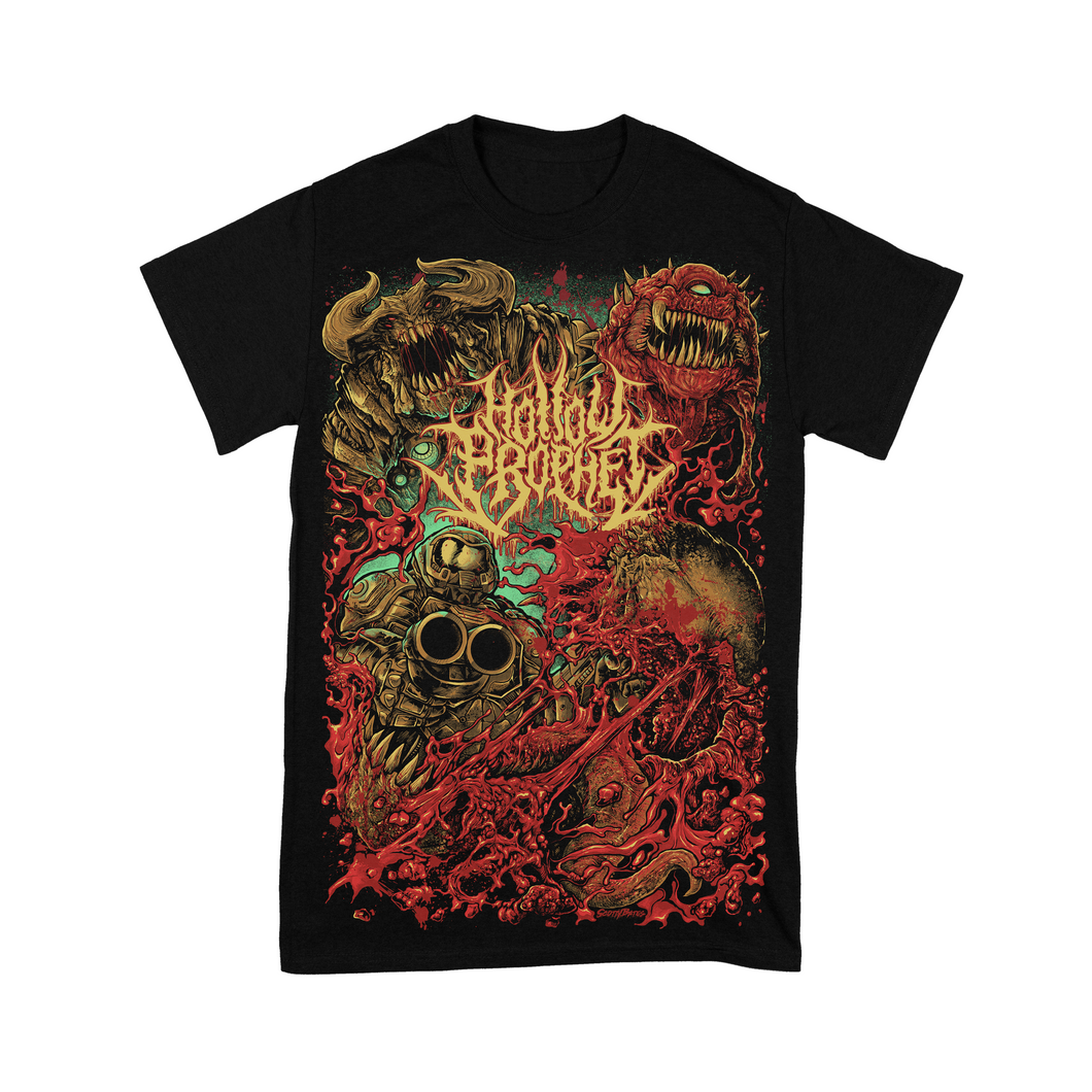 Hollow Prophet - Doom shirt