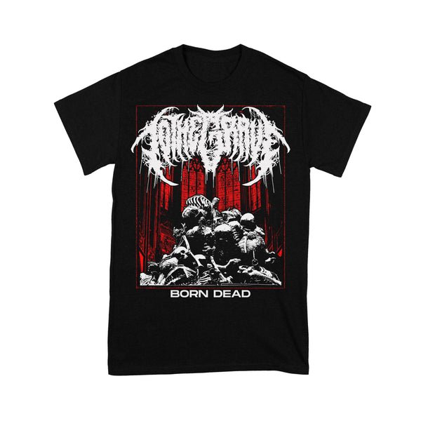 To The Grave - Born Dead Shirt