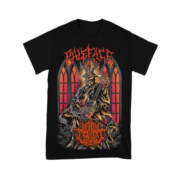Mental Cruelty/Paleface - The Last Inferis Shirt