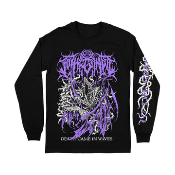 To The Grave - Death Came In Waves Long Sleeve