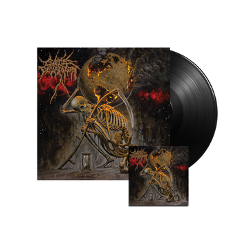 Cattle Decapitation - Death Atlas Vinyl/CD Bundle