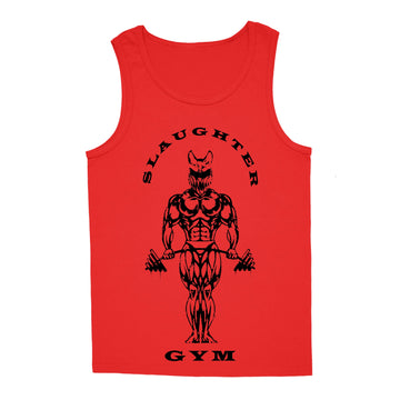 Slaughter To Prevail - Slaughter Gym Tank Top Red