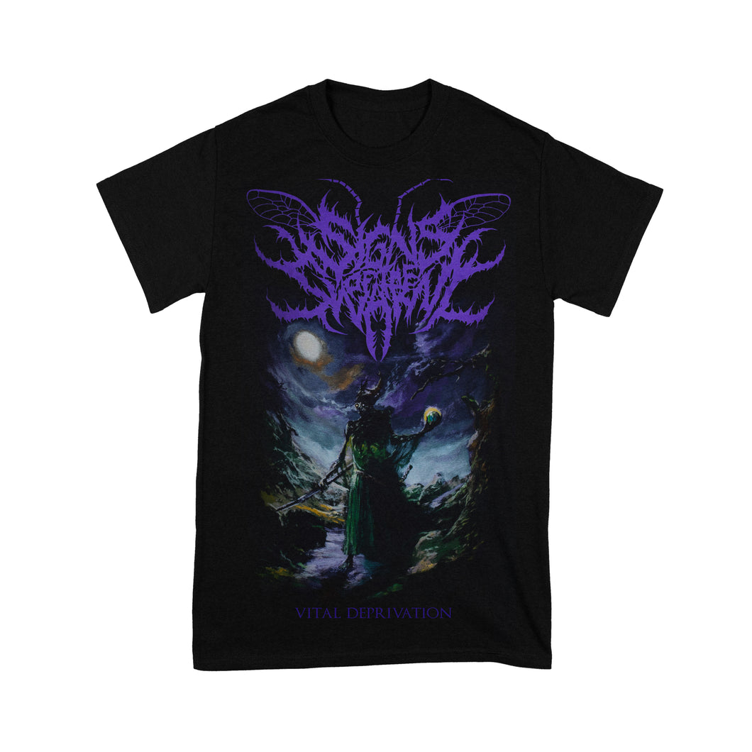 Signs Of The Swarm - Vital Deprivation Shirt