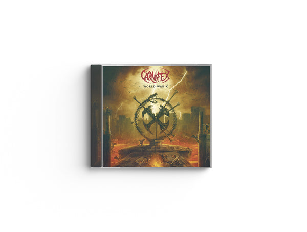 Carnifex - World War X CD