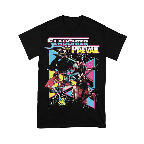 Slaughter To Prevail - Superstars Of Wrestling Shirt