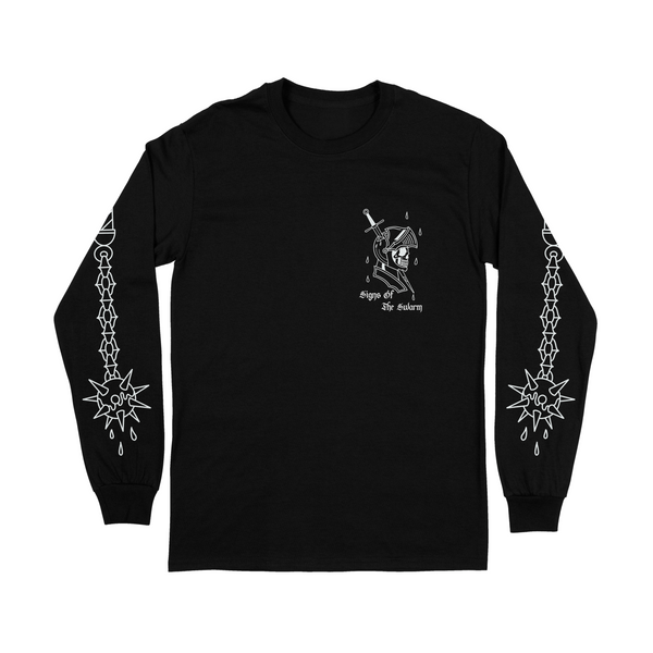 Signs Of The Swarm - Knight Long Sleeve