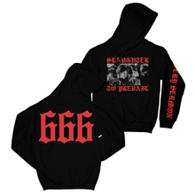 Slaughter To Prevail - Skull 666 Hoodie