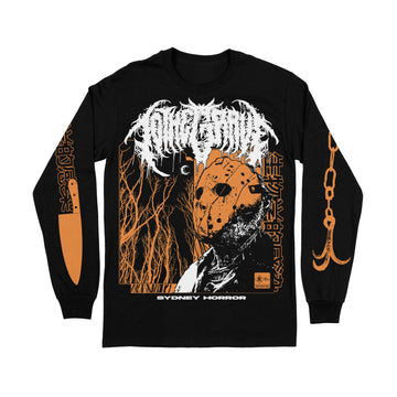 To The Grave - Friday The 13th Long Sleeve