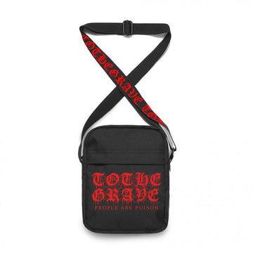 To The Grave - Logo Bag