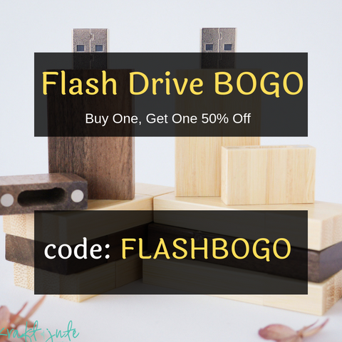USB Flash Drive BOGO Sale