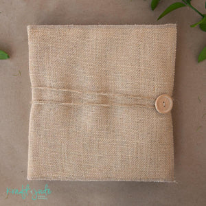 Burlap Wraps (8 colors)