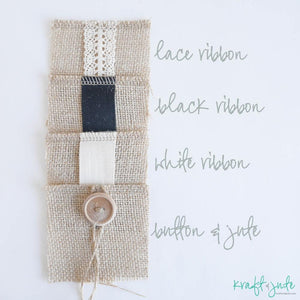 Linen Flash Drive Pouches (5 colors)