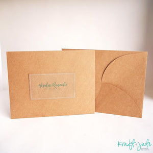 Pochette Folder (4 colors)
