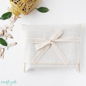 Linen Pouches (5 colors)