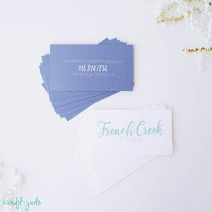 Business Cards (10 Pack)