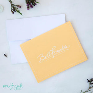 Notecards (18 colors)