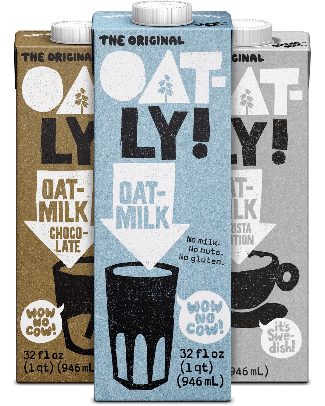 Oatly Vegan Milk