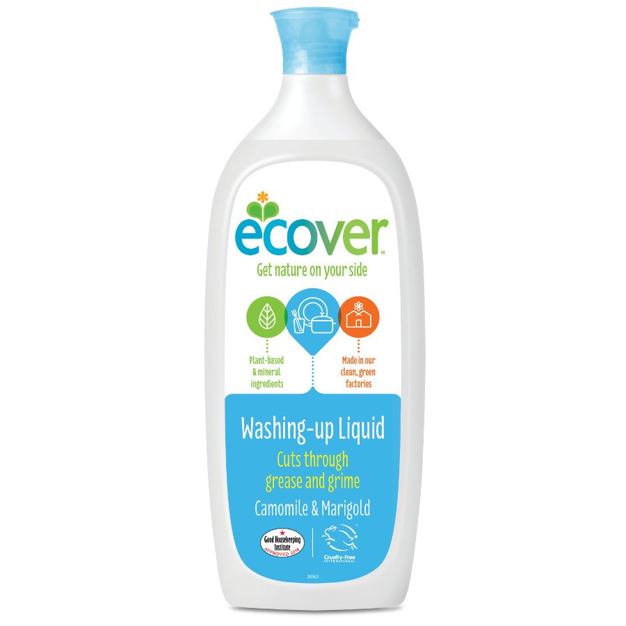 Ecover Washing Up Liquid (950ml)
