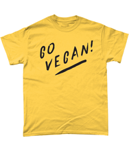 Go Vegan - T-Shirt