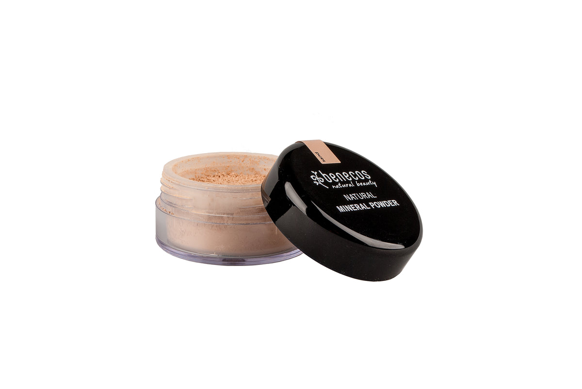 Benecos Natural Mineral Powder (10g) More Colours +